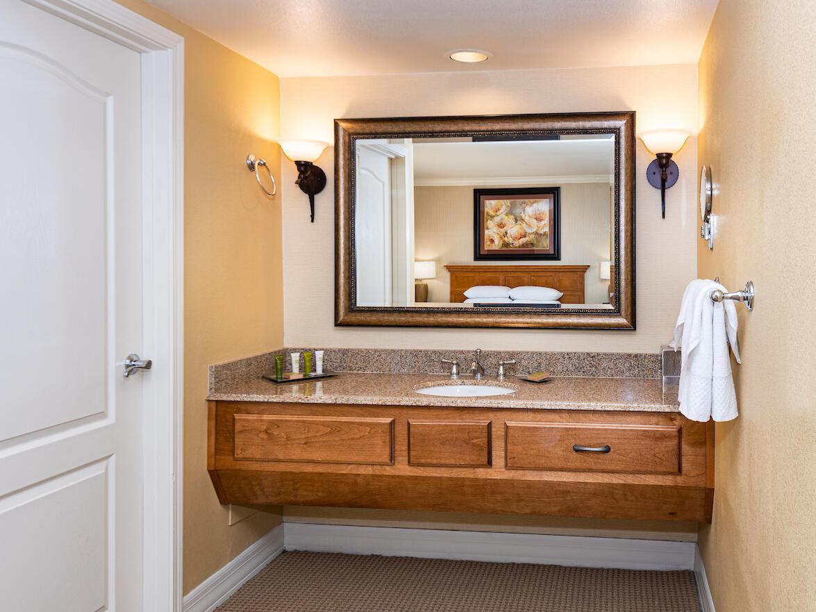 ADA Bathroom Sink