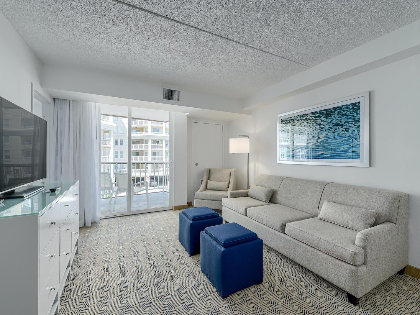 ICONA Diamond Beach Premium King Suite Resort in Wildwood Crest, NJ