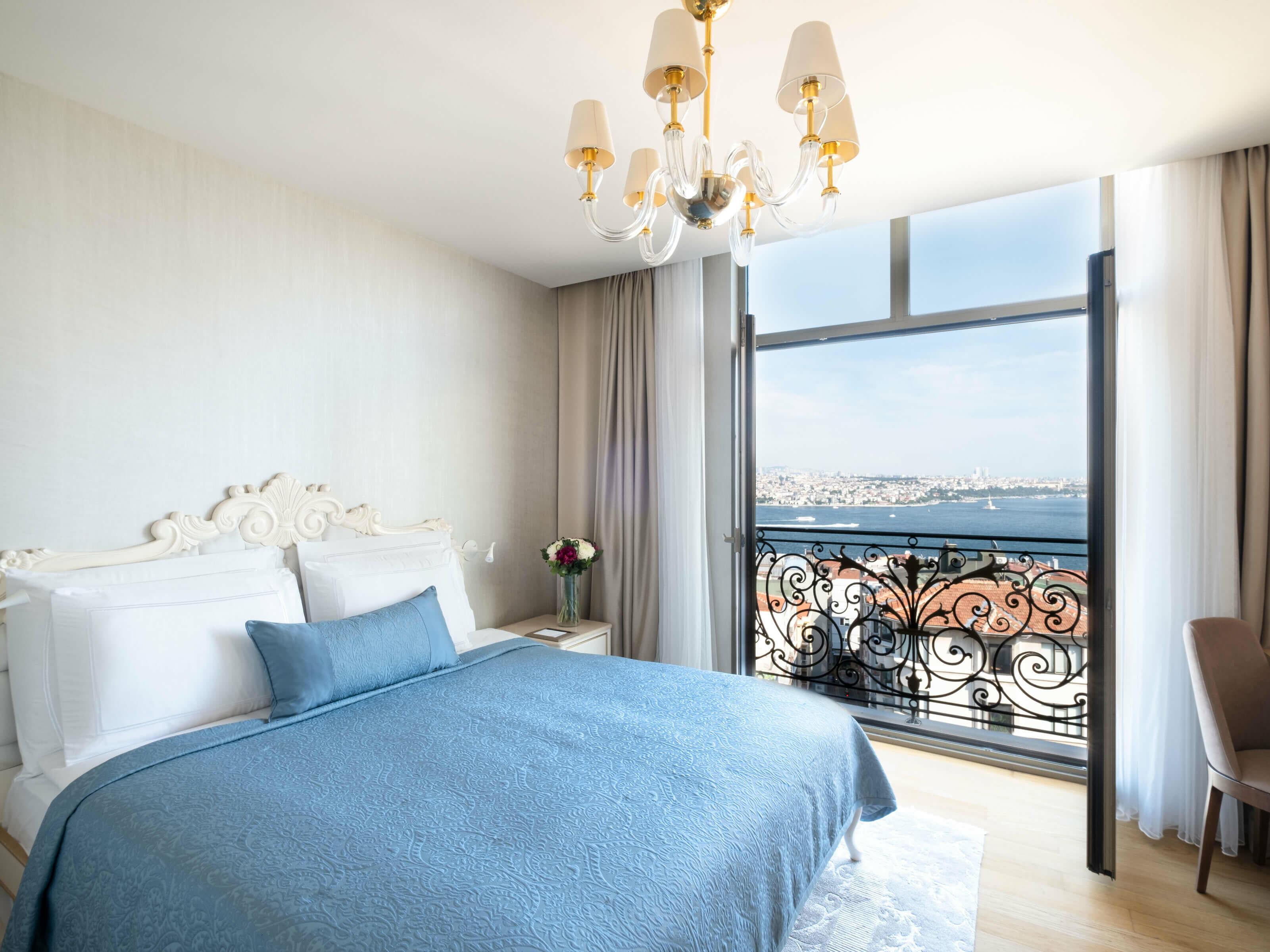 Executive Bosphorus Suite CVK Park Bosphorus Hotel İstanbul