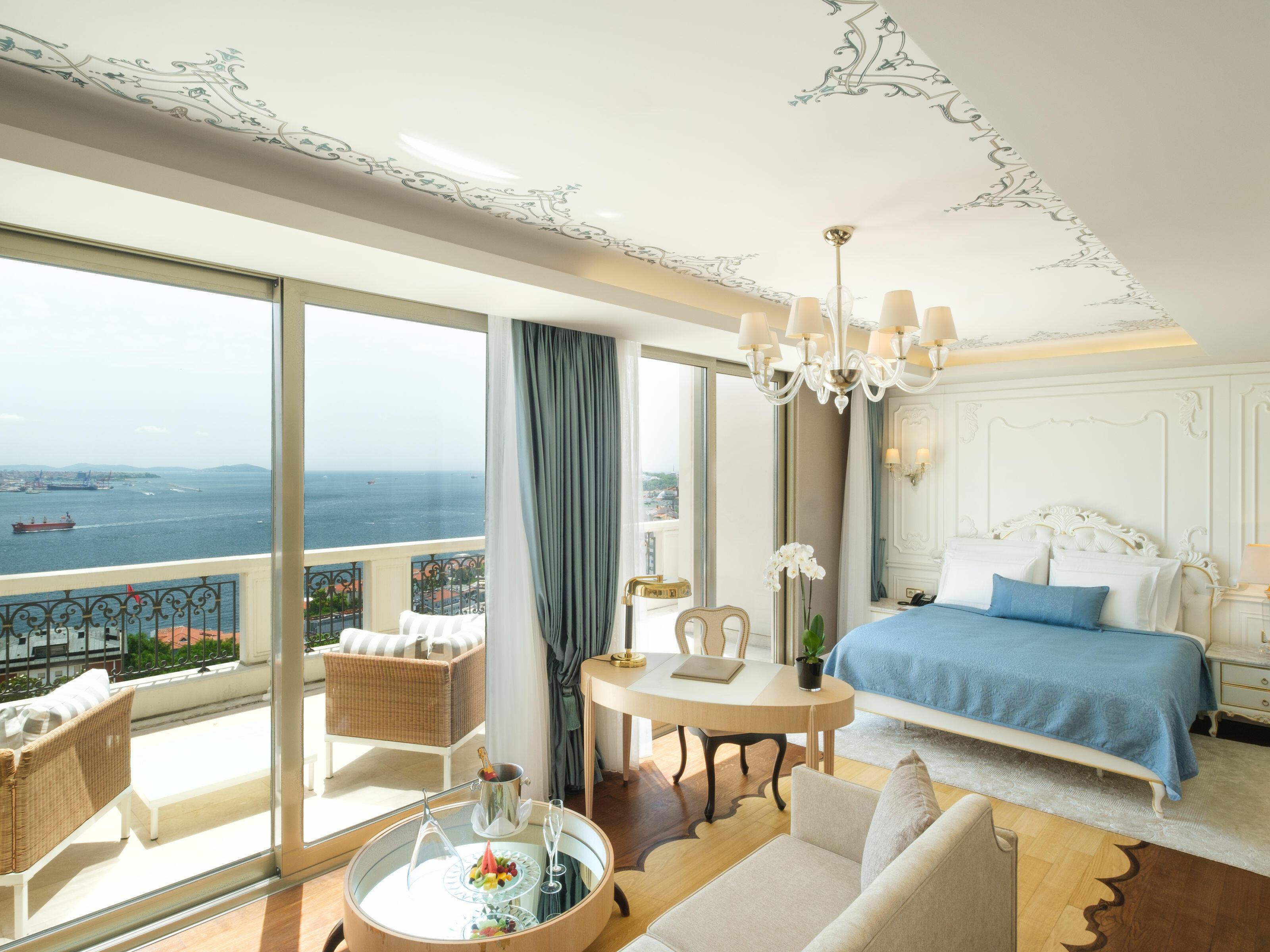 Terrace Suite - CVK Park Bosphorus Hotel Istanbul