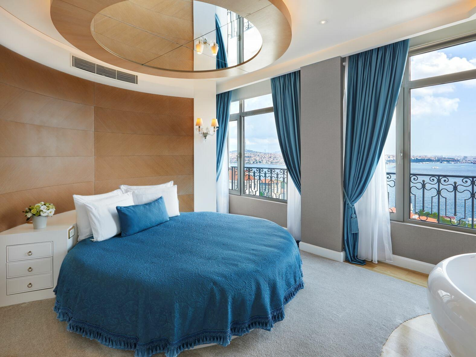 Business Suite - CVK Park Bosphorus Hotel Istanbul