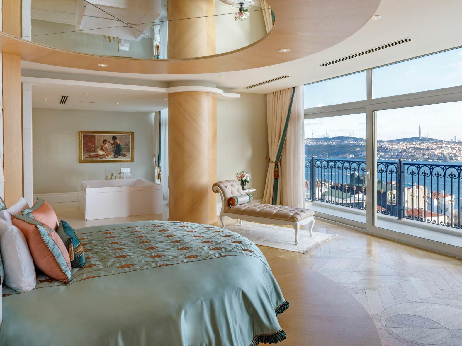 Presidential Suite - CVK Park Bosphorus Hotel Istanbul