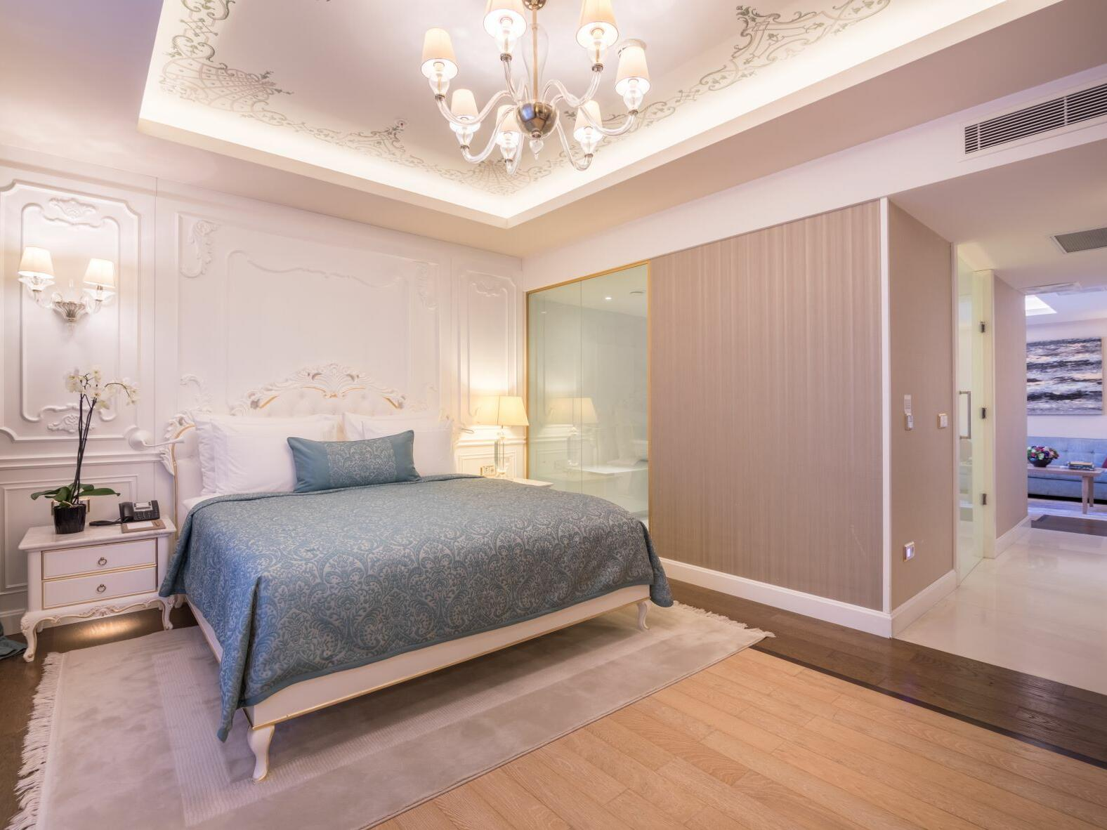 Luxury Family Suite CVK Park Bosphorus Hotel İstanbul