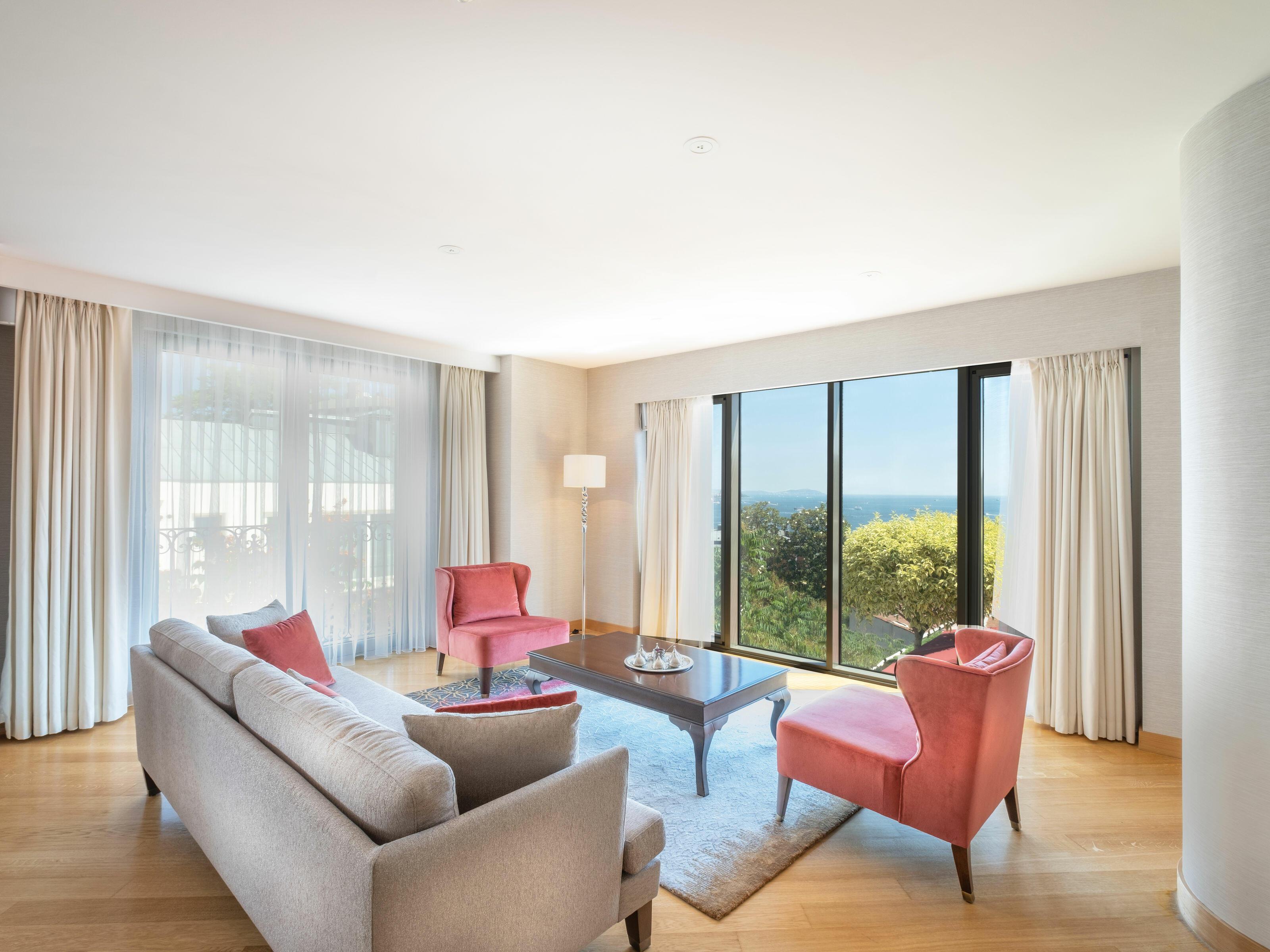 3 Yatak Odalı Süitler - CVK Park Prestige Suites Istanbul