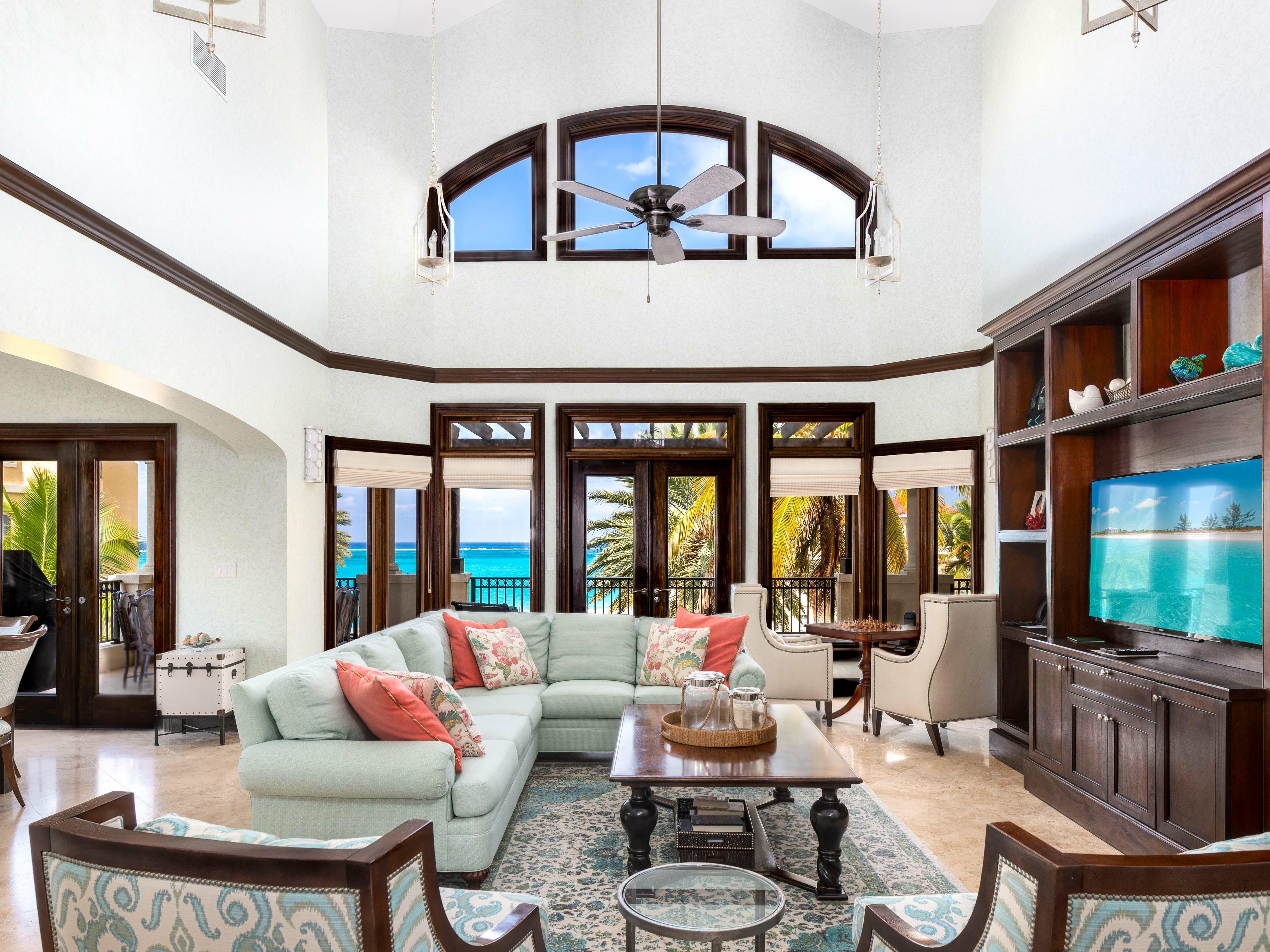 Five Bedroom Ocean Front Penthouse