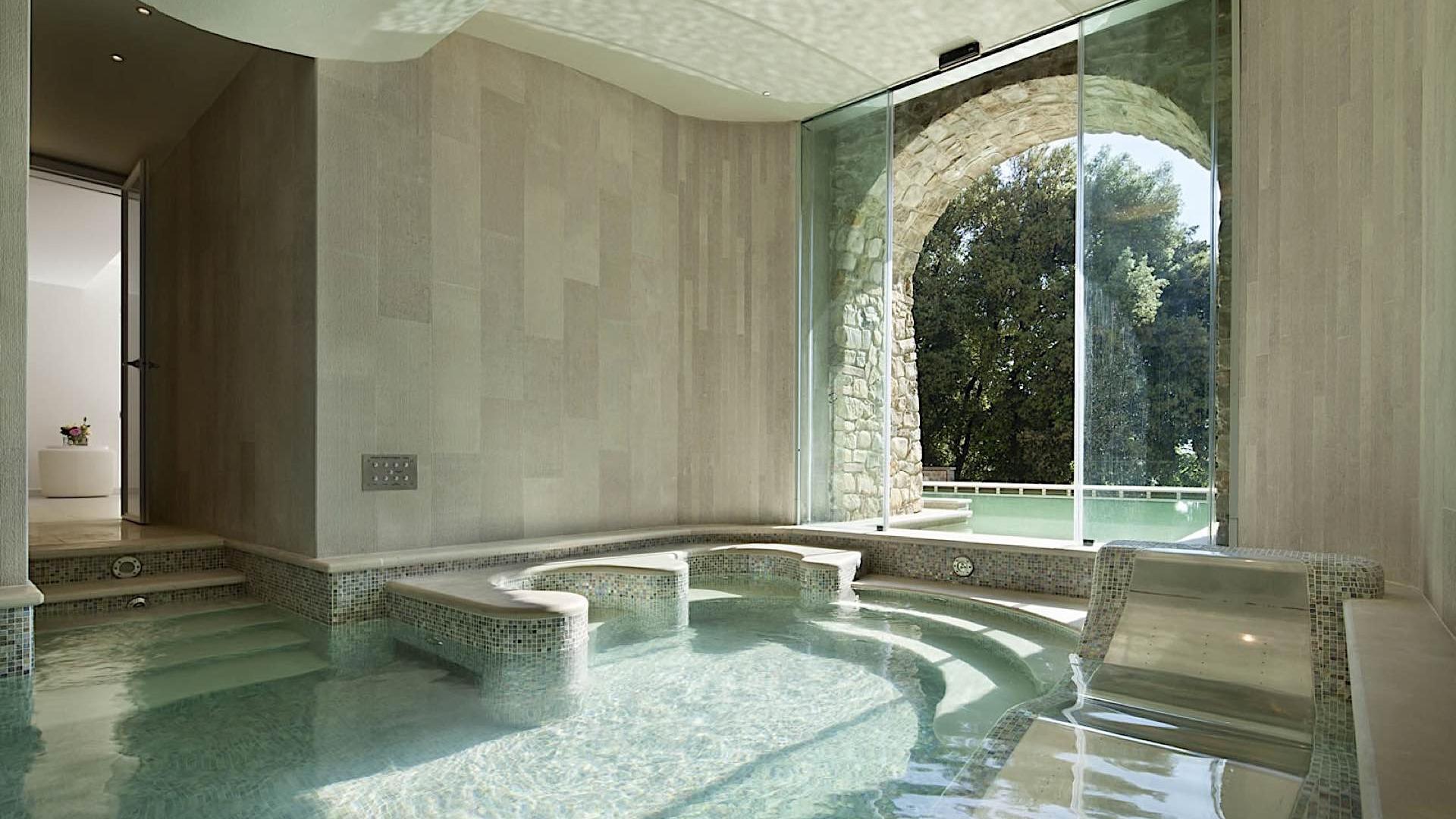 Spa | Villa Le Maschere Whirpool
