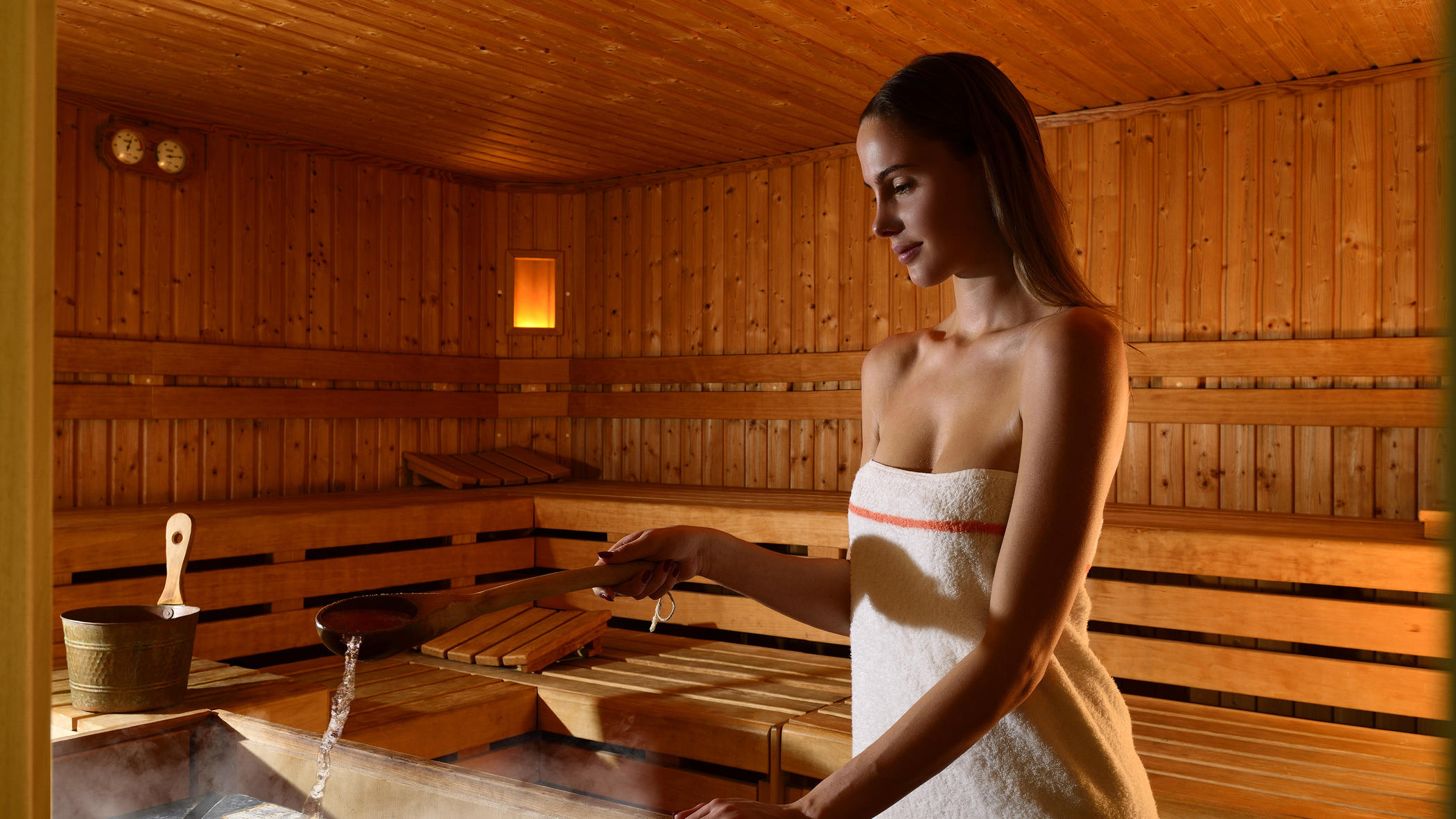 Detoxifying SPA Circuit in Versilia
