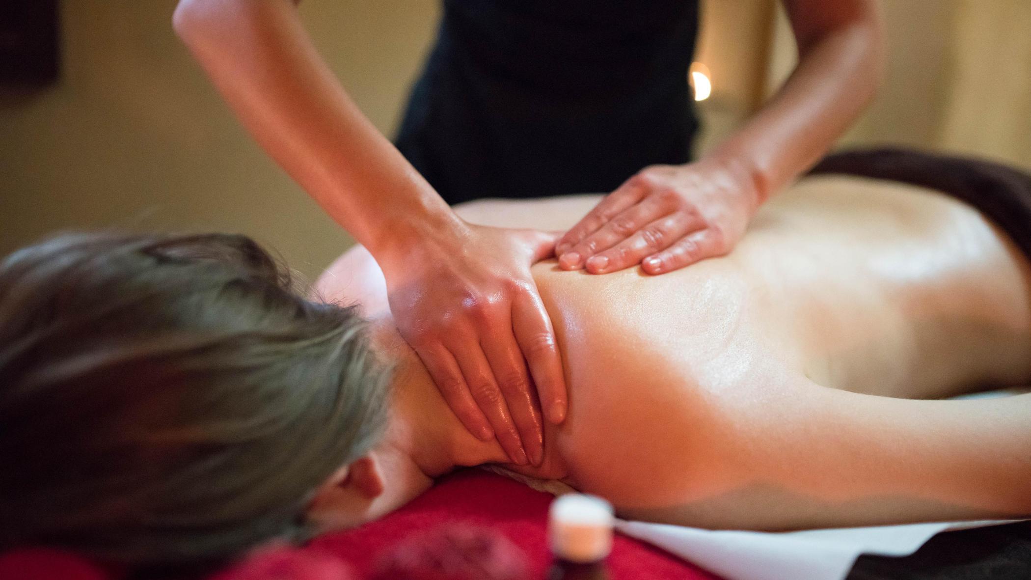 Massage at UNAHOTELS Naxos Beach