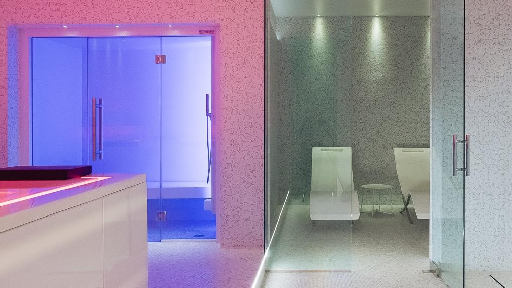 Turkish bath SPA Golf Hotel Cavaglià