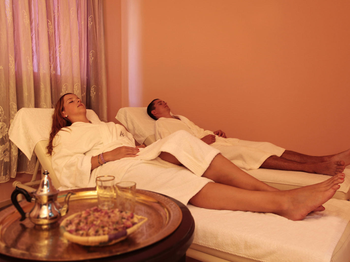 Spa at Kenzi Europa All Inclusive Hotel in Agadir, Morocco