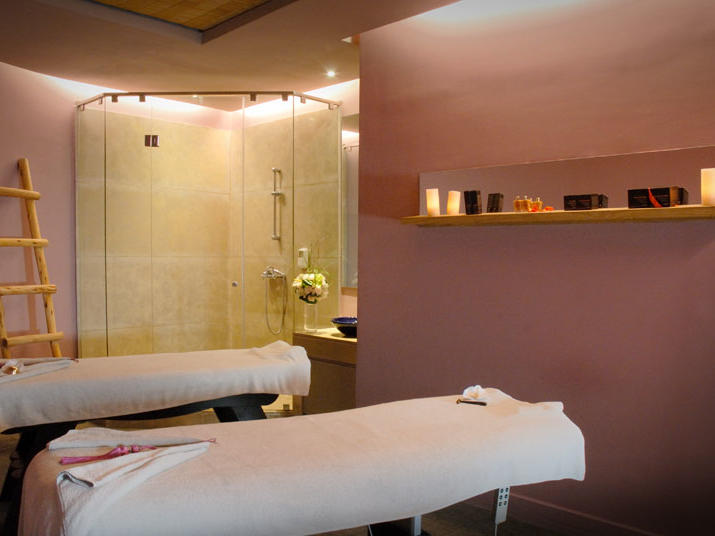 Spa at Kenzi Tower Hotel in Casablanca, Morocco
