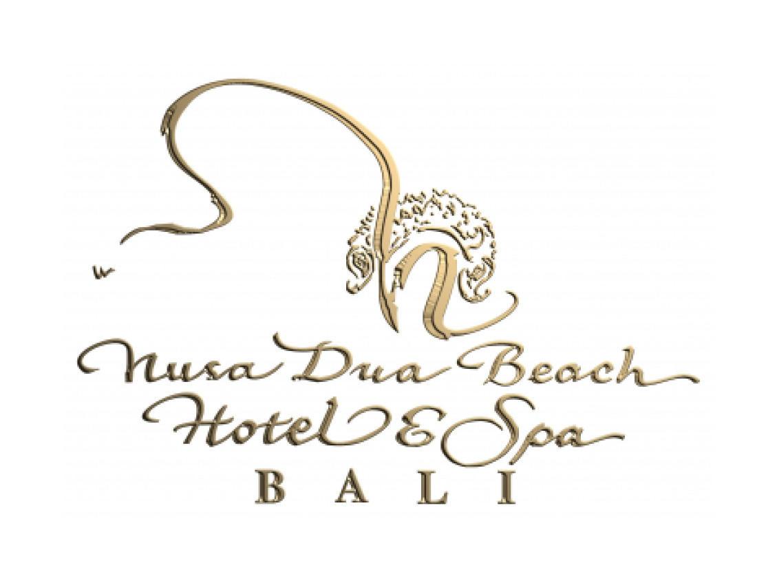 Nusa Dua Beach Hotel & Spa, Bali Logo