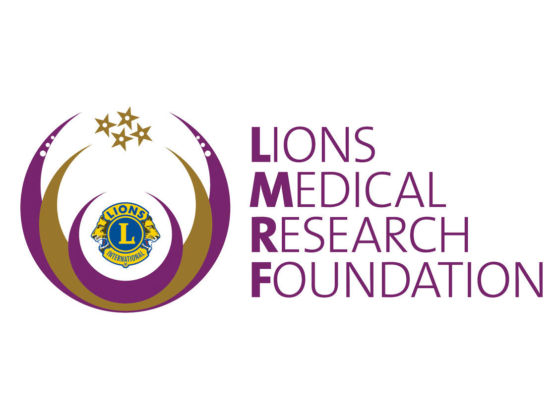 Lions Medical Research Foundation Logo