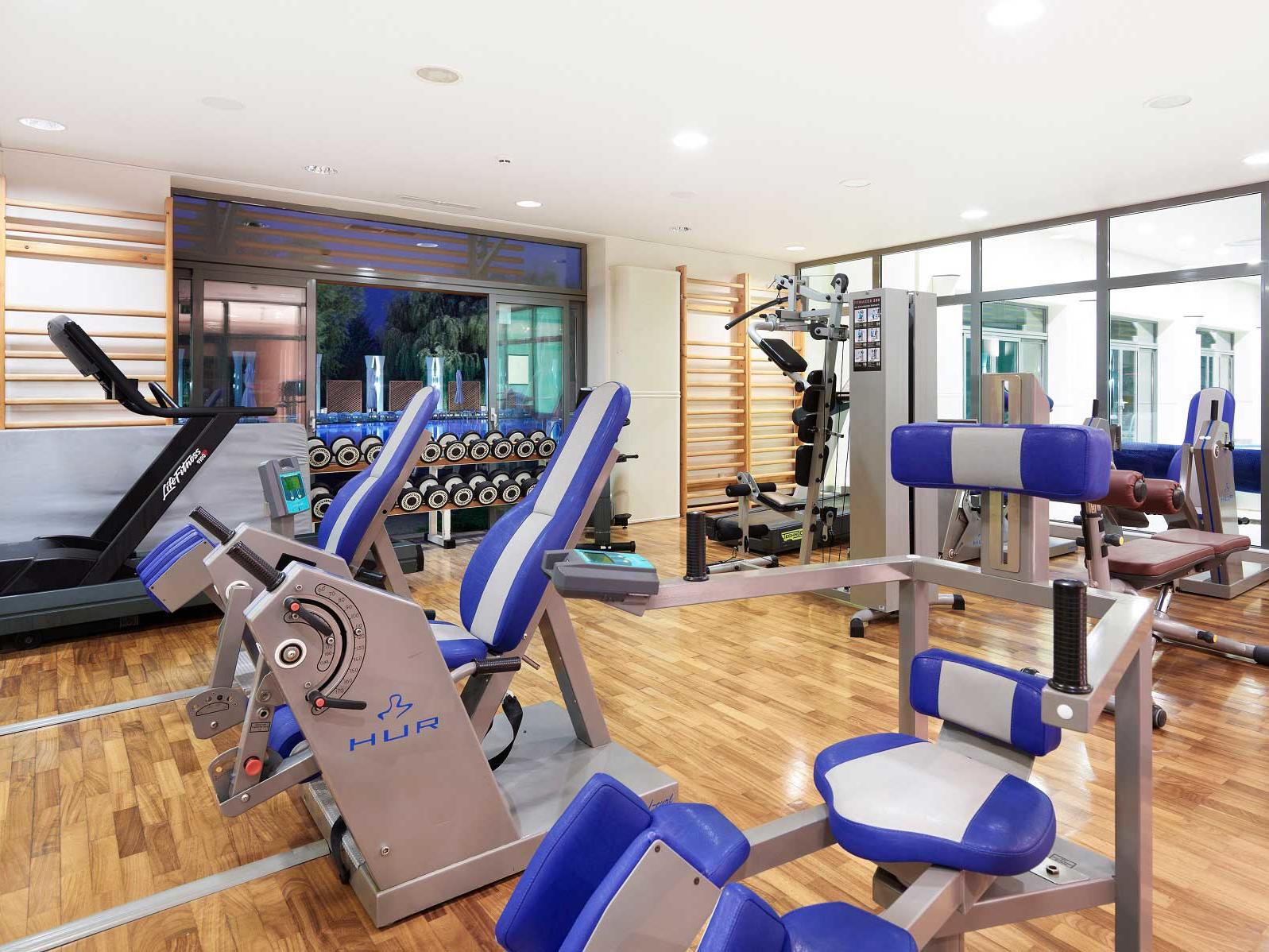 Sport & Wellbeing at Ana Hotels Europa Eforie Nord