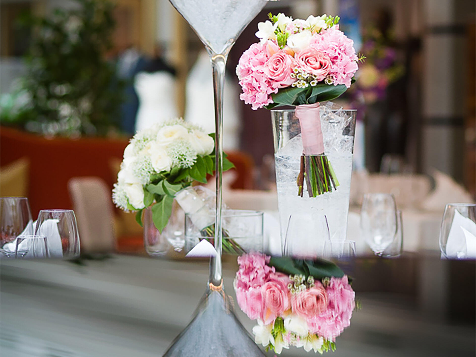Crystal Wedding Reception Package at Aria Hotel in Prague