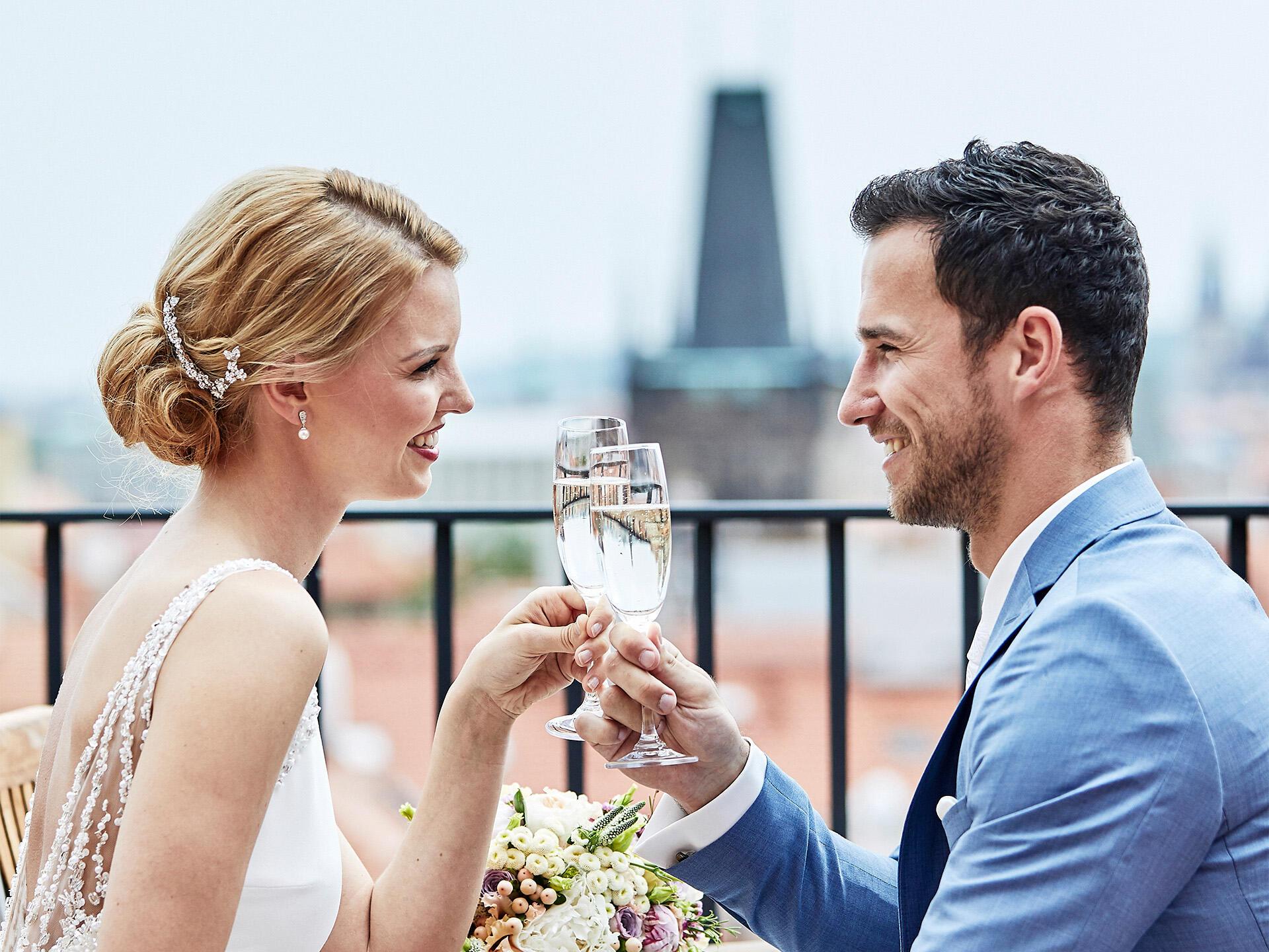 Wedding Menus at Aria Hotel in Prague