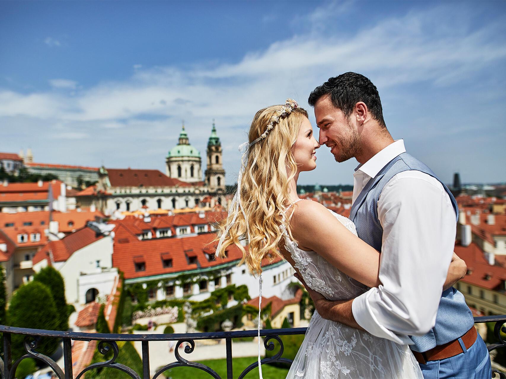 Proposals at Aria Hotel in Prague