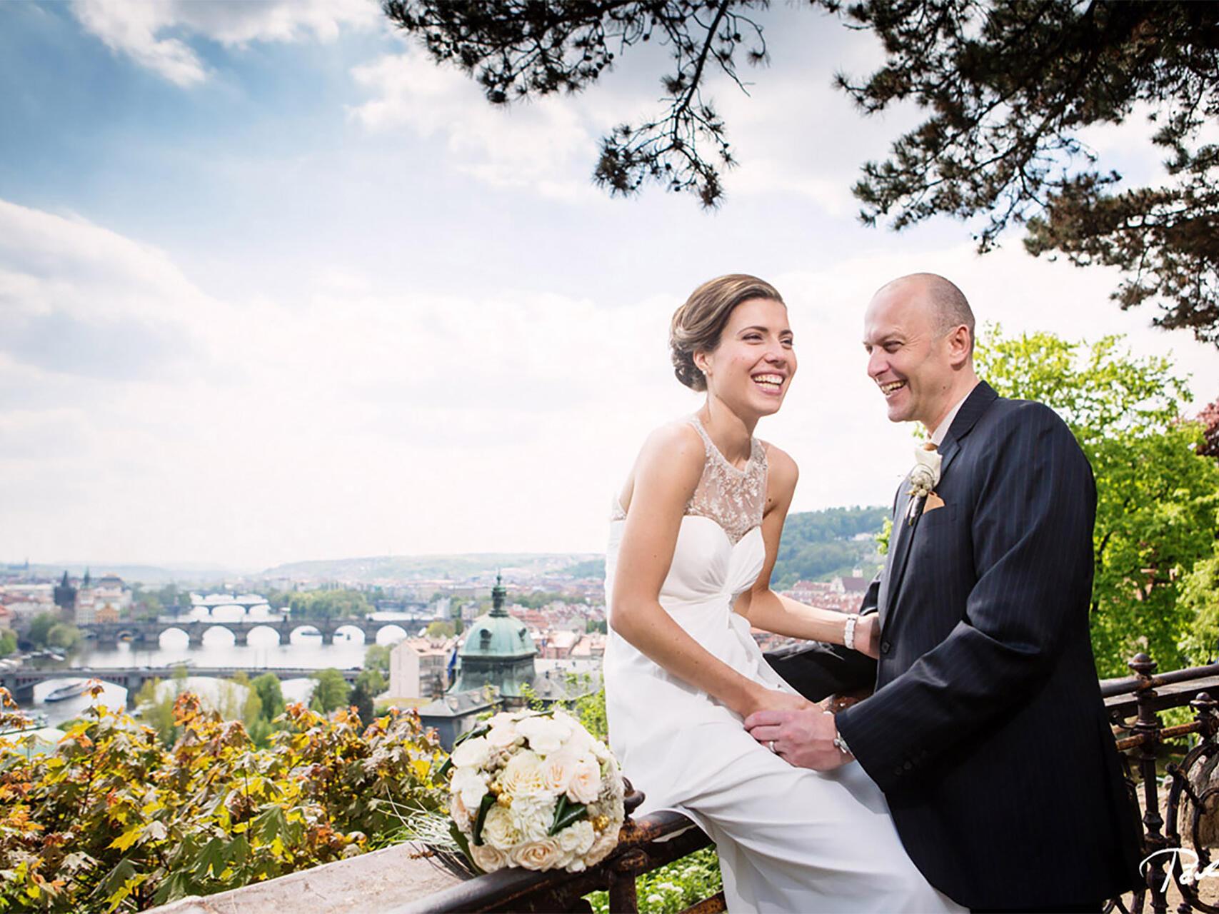 Wedding at Aria Hotel in Prague