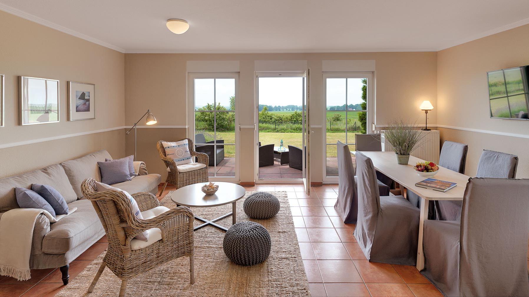Deluxe 2 Bedroom Apartment Precise Resort Rugen Apartments