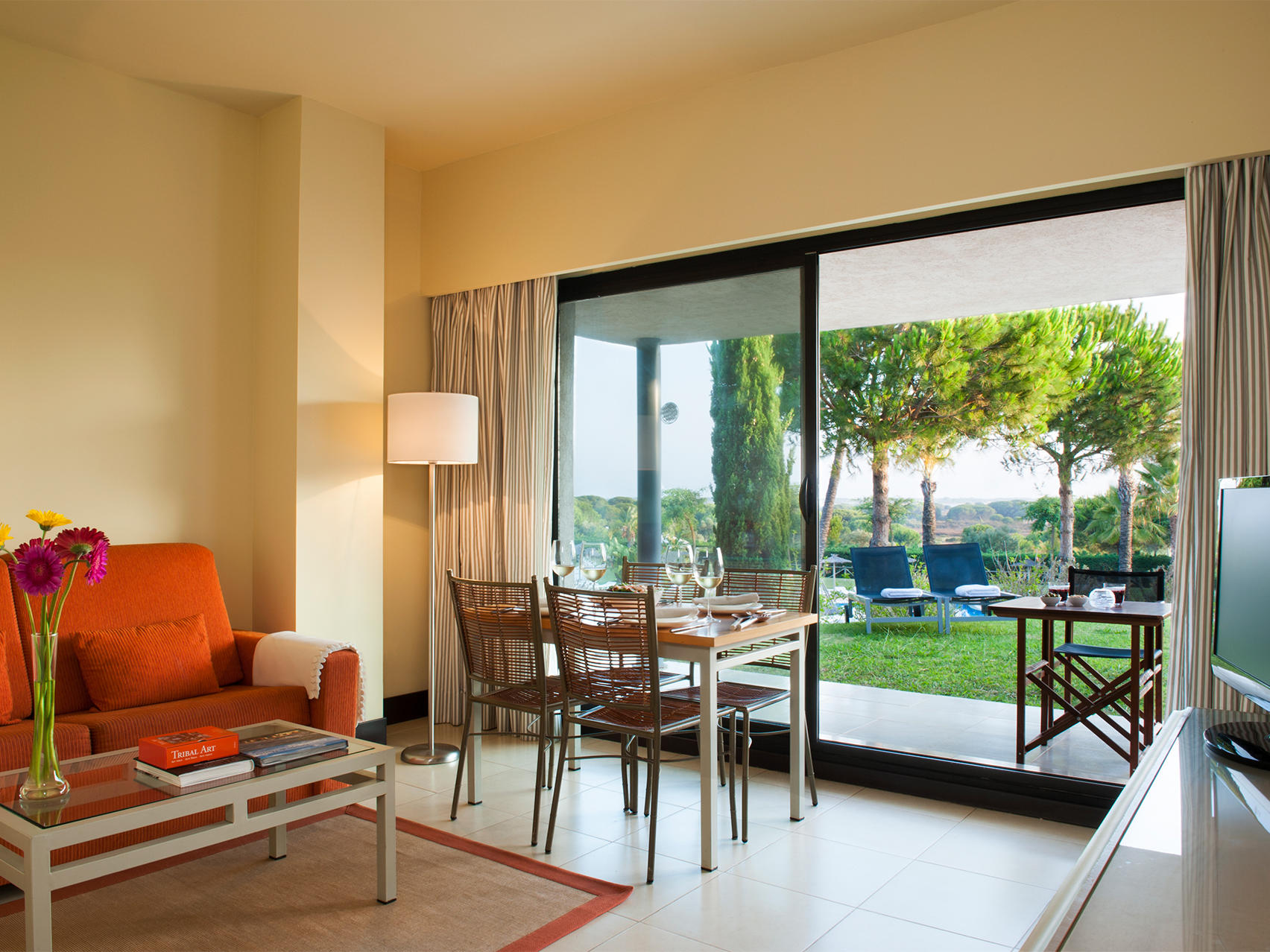 Two bedroom apartment with garden at Precise Resort El Rompido