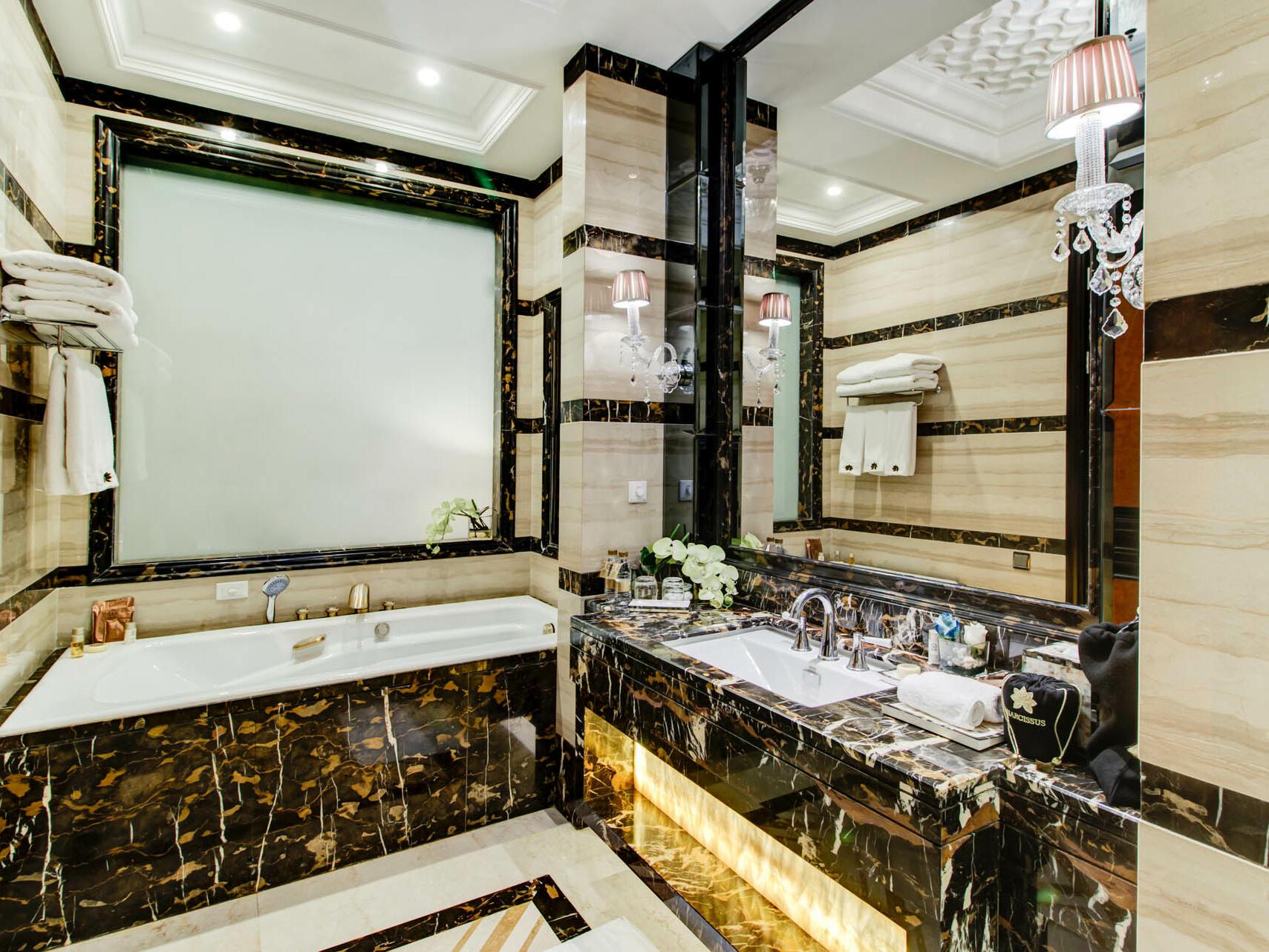 Executive Suite at Narcissus Hotel & Spa Riyadh