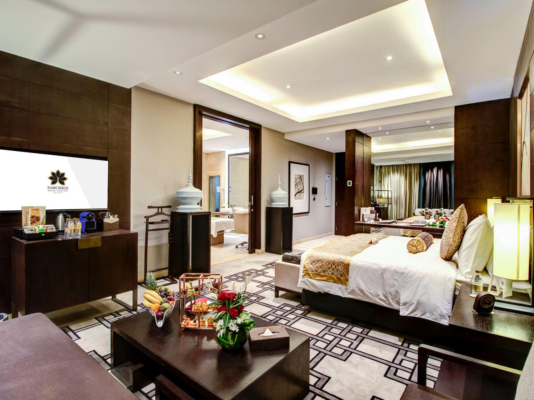 Spa Suite at Narcissus Hotel & Spa Riyadh