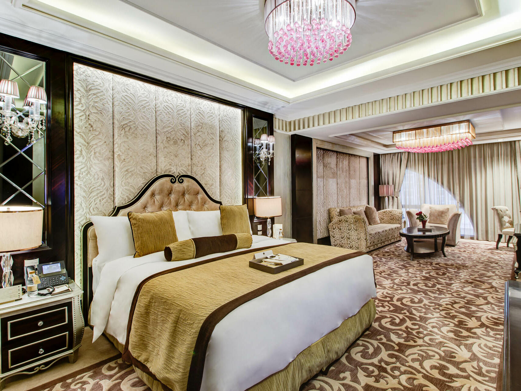 Classic Suite at Narcissus Hotel & Spa Riyadh