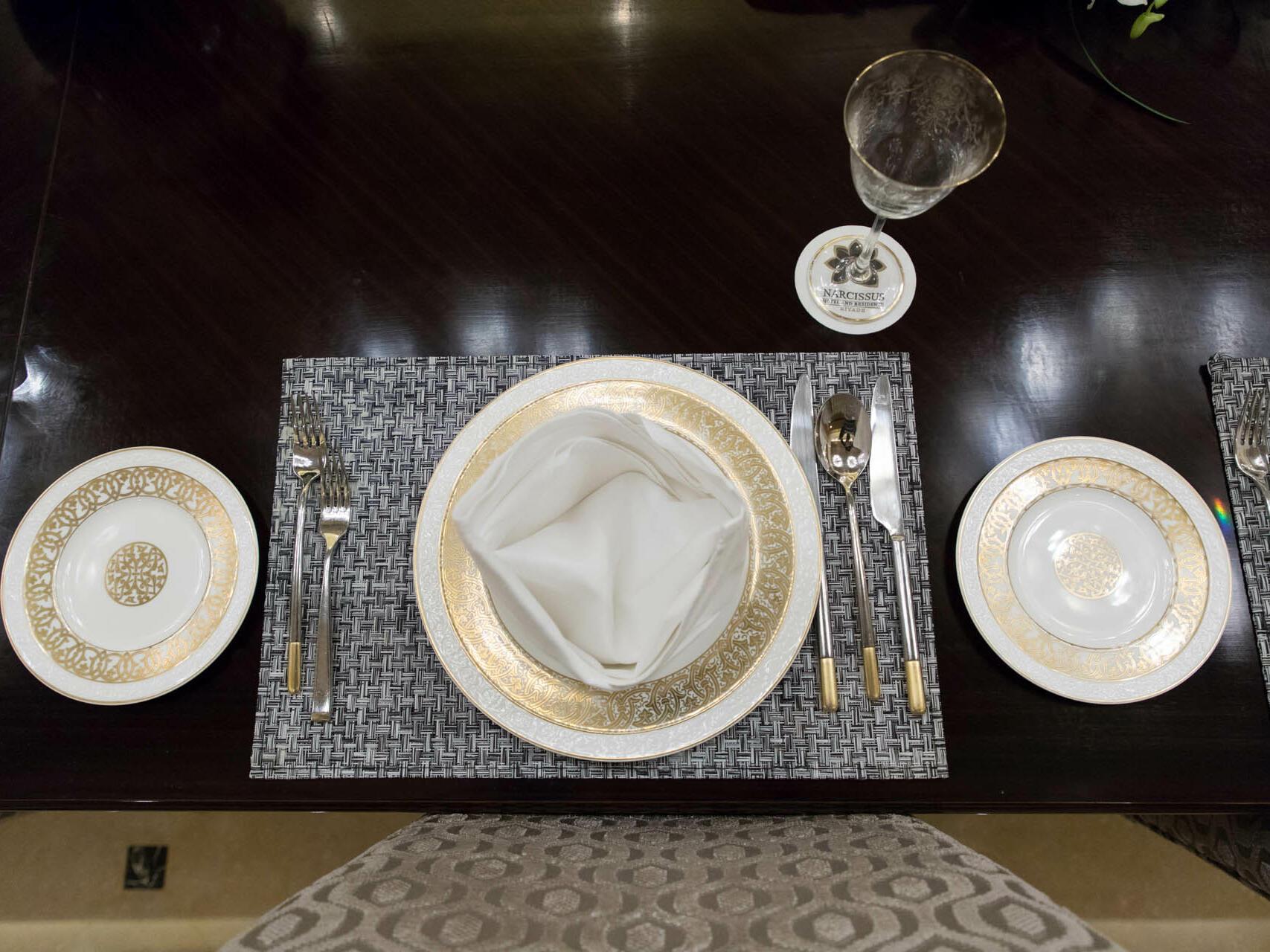Royal Suite at Narcissus Hotel & Spa Riyadh