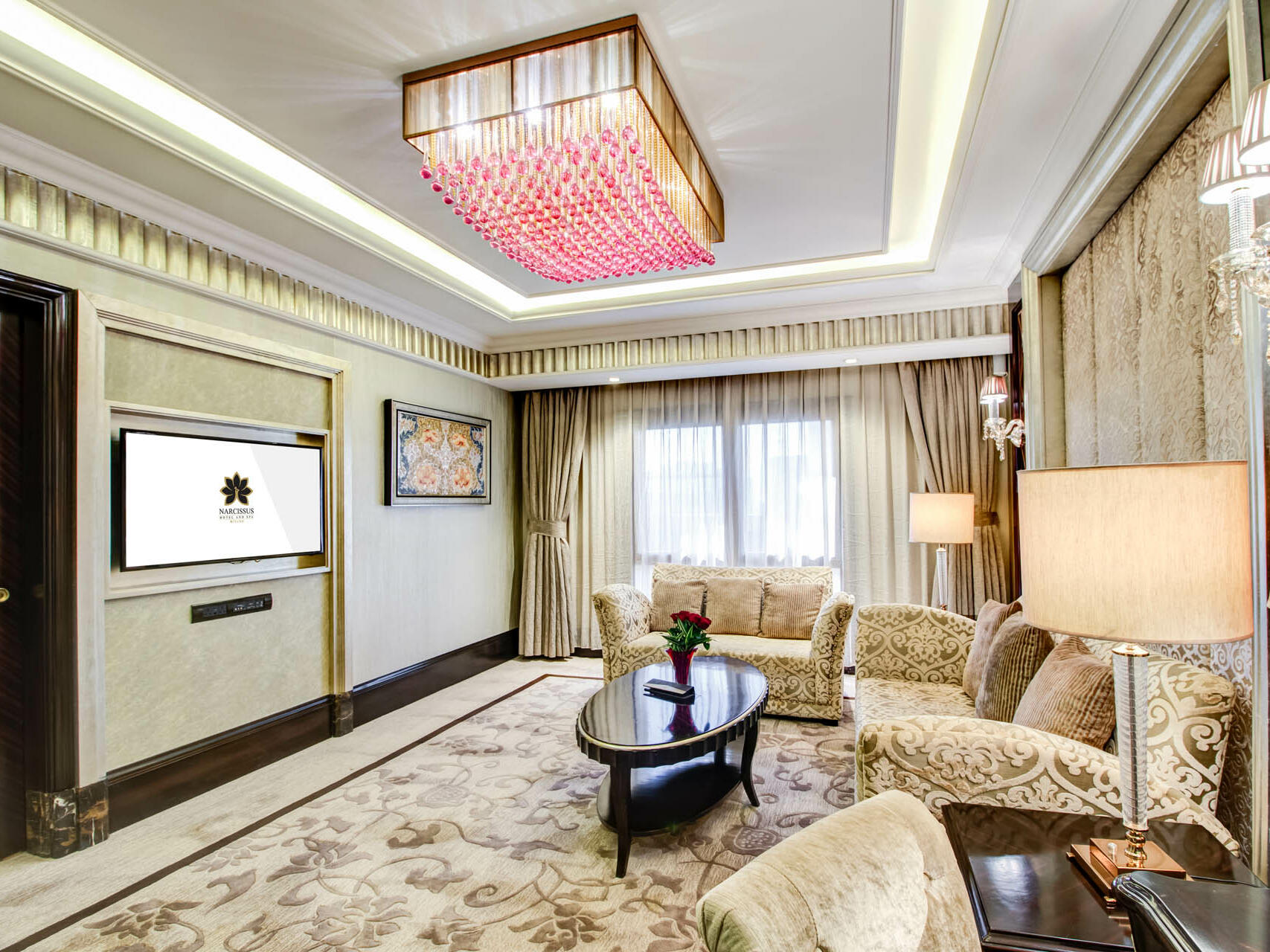 Superior Suite at Narcissus Hotel & Spa Riyadh