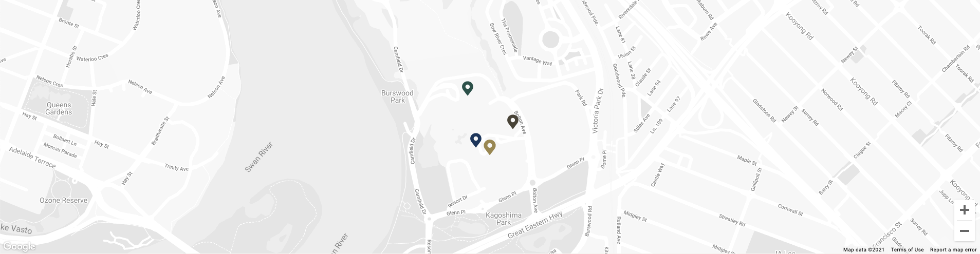 Map image of Groove Bar & Lounge