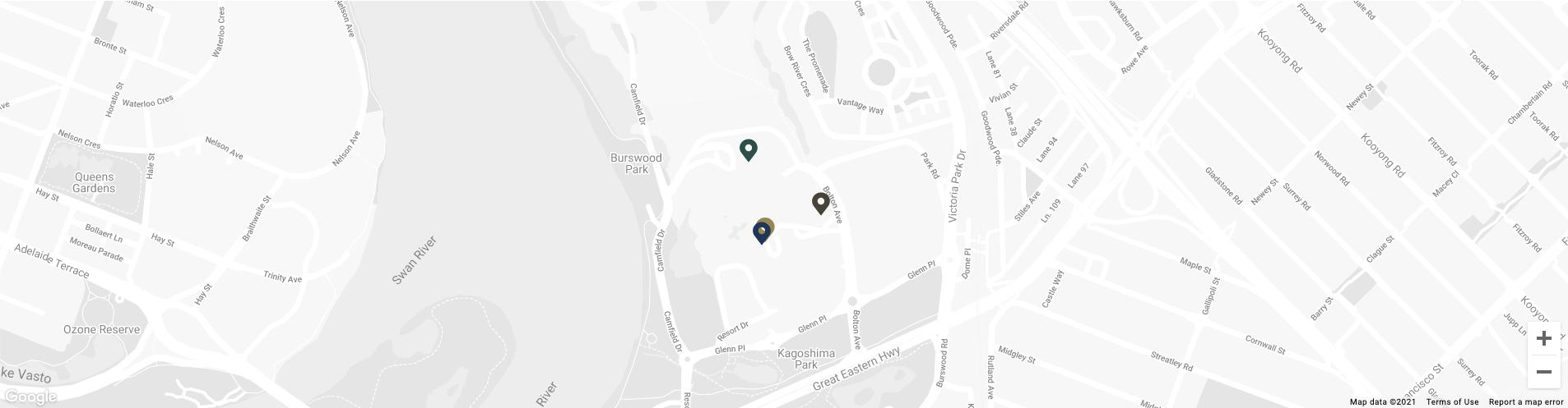 Map image of Lobby Lounge
