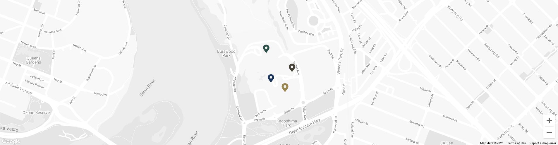 Map image of Mesh Bar
