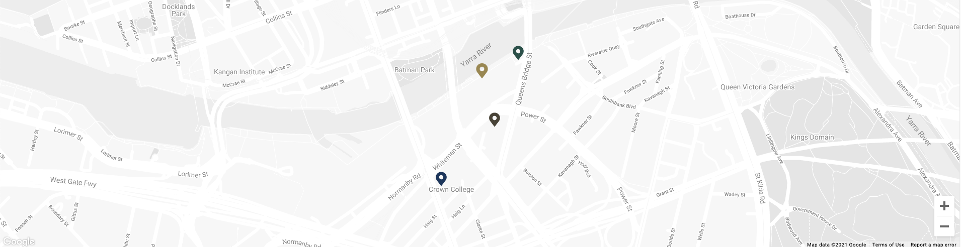 Map image of Bistro Guillaume