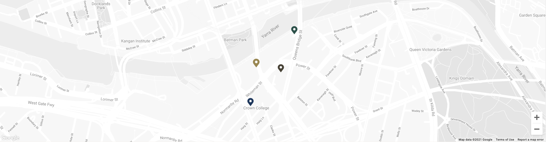 Map image of The Pub