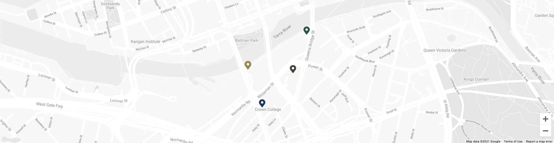 Map image of Merrywell Bar & Dining