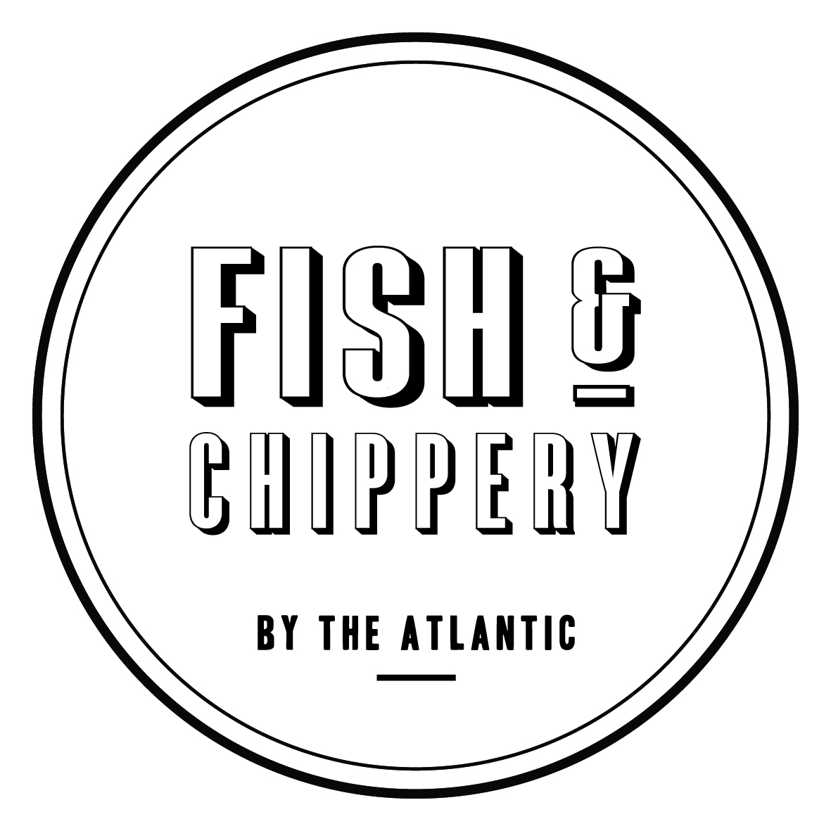 Logo of Fish & Chippery by The Atlantic