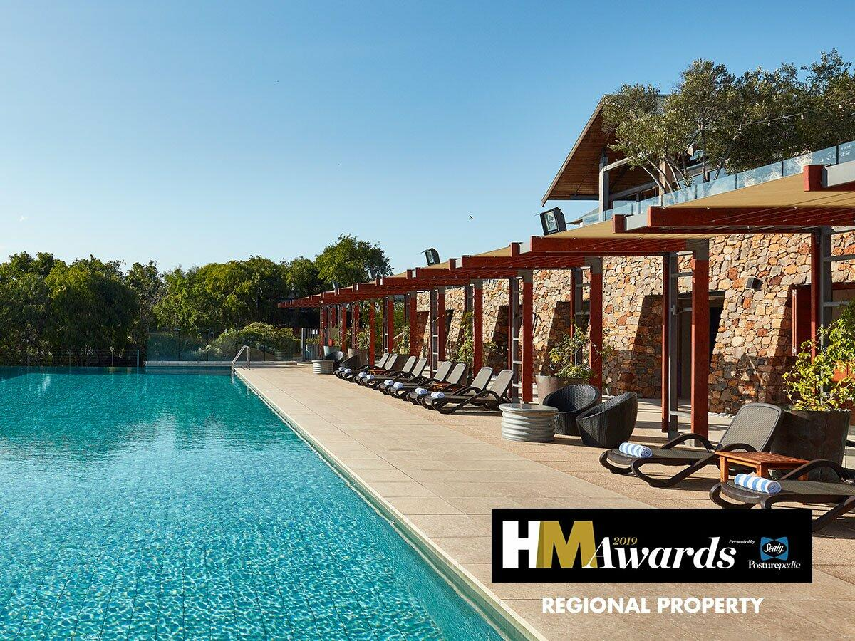 Announced as Finalist in 2019 Hm Awards  at Pullman Bunker Bay Resort