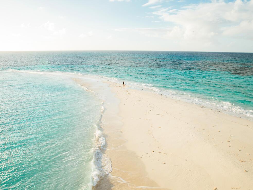 Vlasoff Sand Cay at Pullman Cairns International