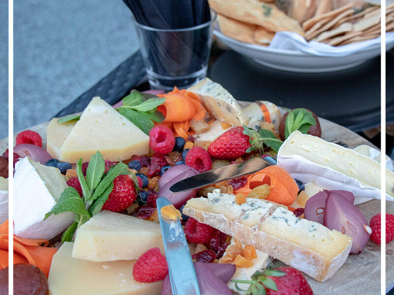 Delicious food at Pullman and Mercure King George Square Brisbane