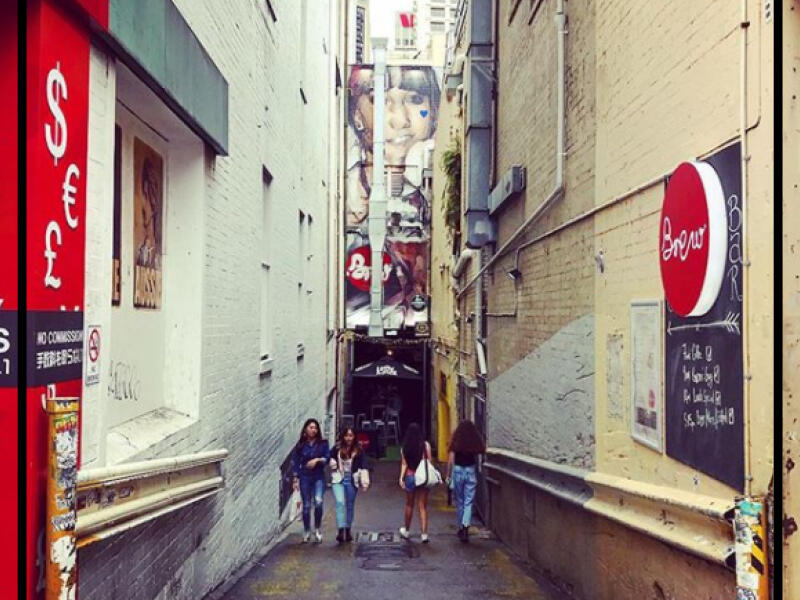 Brisbane Laneways at Pullman and Mercure King George Square Brisbane