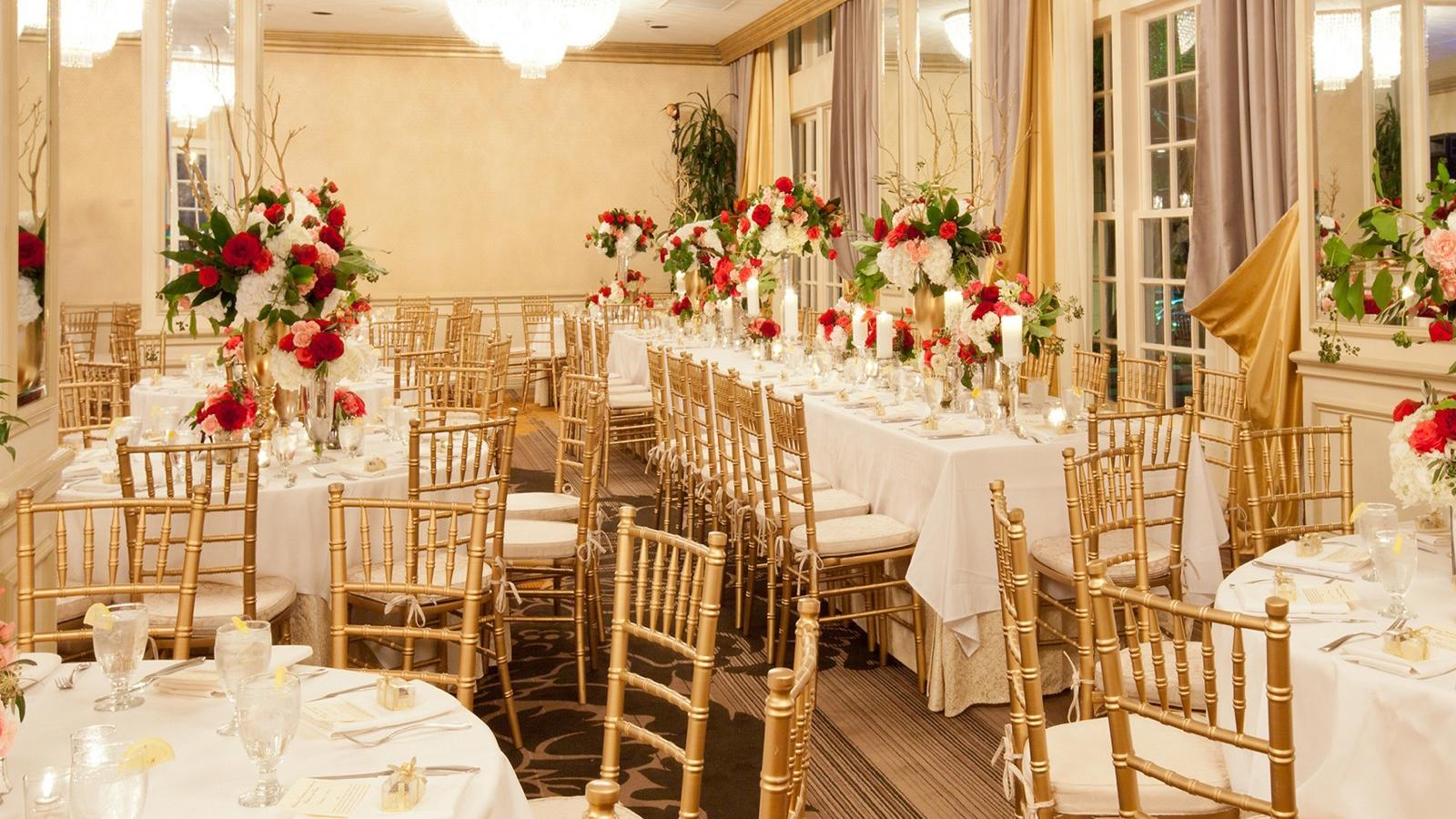Ballroom at Warwick Melrose Dallas