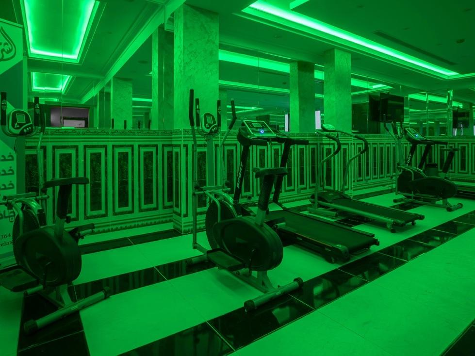 GYM at Makeen Homes by Warwick