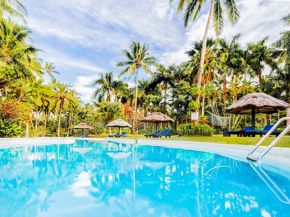Pool at Tambua Sands Beach Resort
