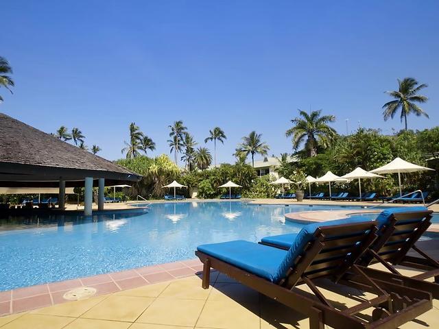 Swimming Pool | The Naviti Resort Amenities