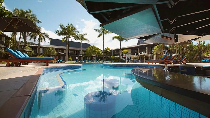 fiji swimming pool