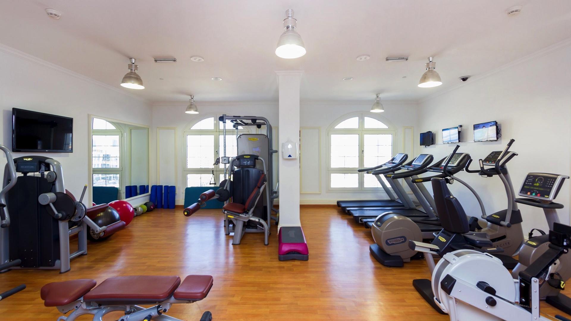 Gym at Warwick Doha