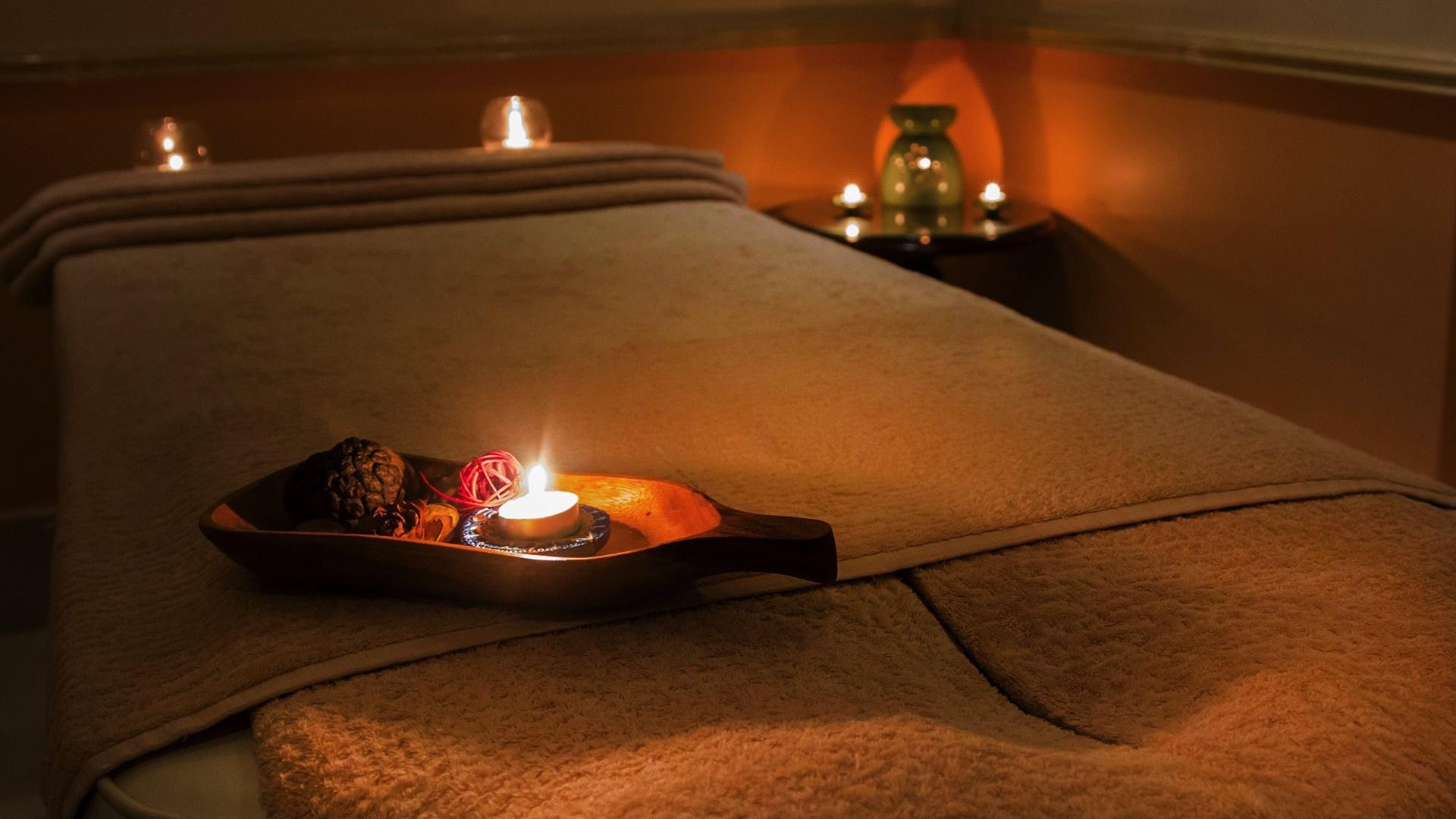 Spa Massage at Warwick Doha