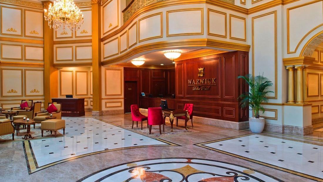 Warwick Doha Lobby (vertical)