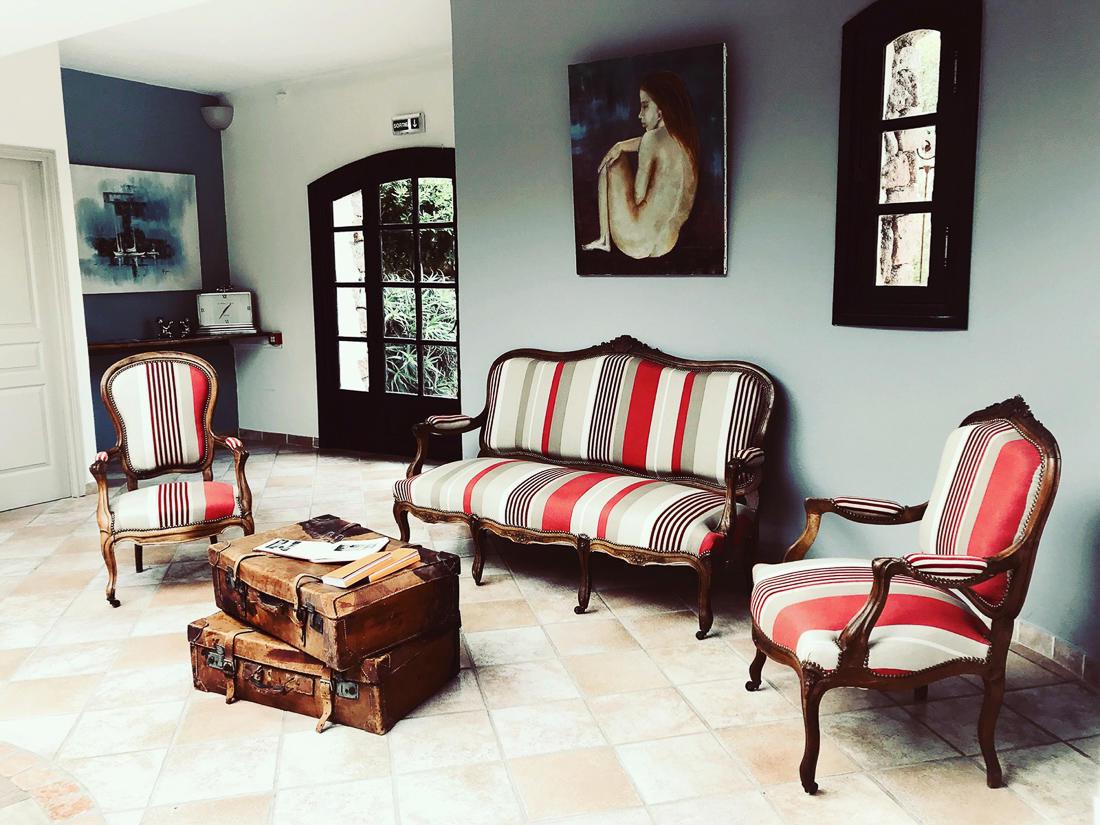 Lobby Sofas