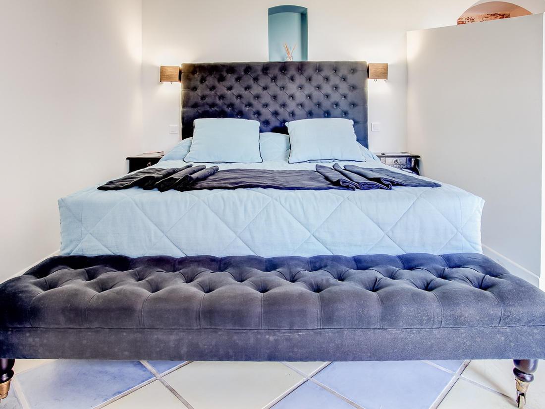 Luxe Room Double at Roc e Fiori Hotel